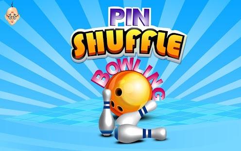 Pin-Shuffle-Bowling