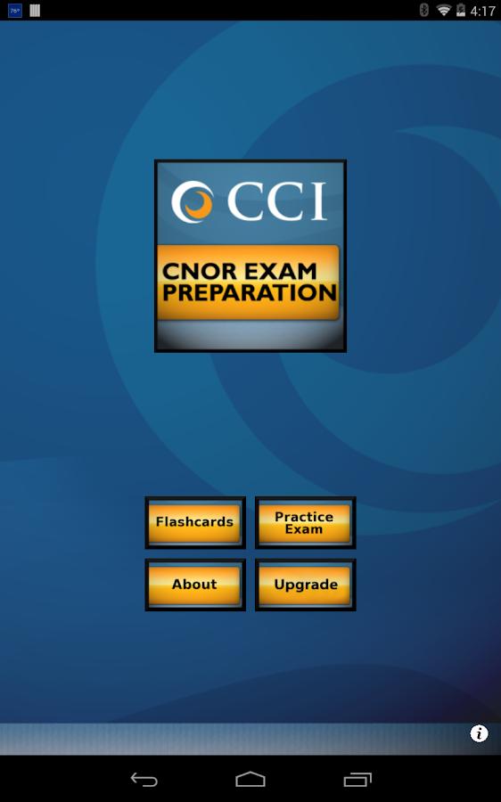 CNOR Exam Prep - screenshot