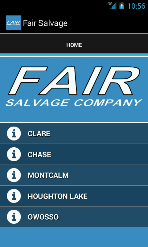 Fair Salvage - screenshot