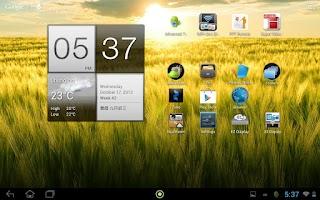 Screenshot of Acer eDisplay