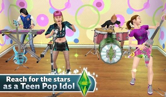 دانلود بازی سیمس The Sims™ FreePlay v2.5.6