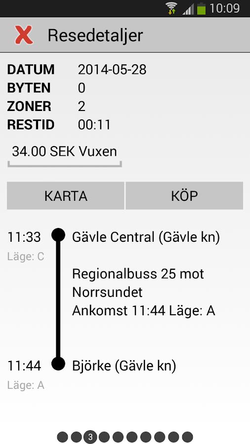 X-trafik - screenshot
