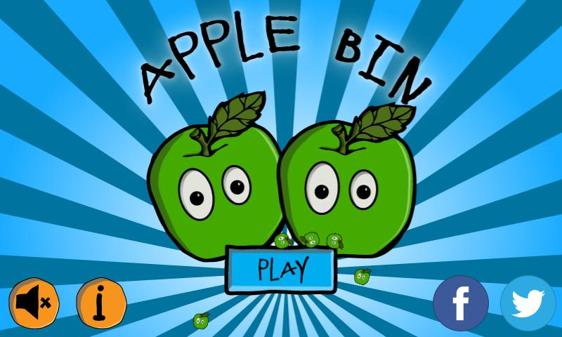 Apple Bin- screenshot