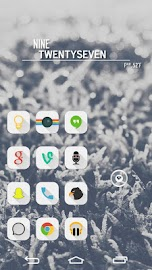 Ivory - Icon Pack Screenshot 1