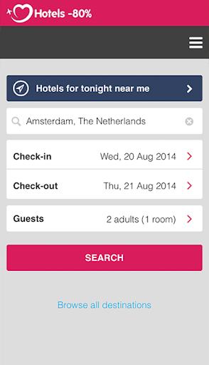 【免費旅遊App】廉價酒店和酒店預訂-APP點子