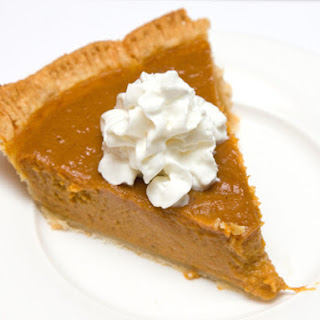 Cook's Illustrated's Pumpkin Pie
