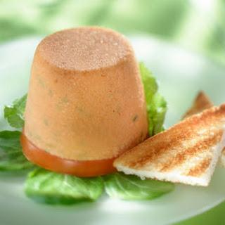 Ham-kaasmousse
