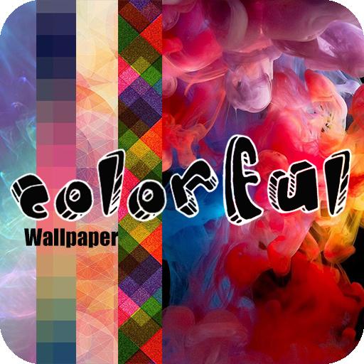 カラフルな壁紙 個人化 App LOGO-APP試玩