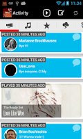 Screenshot of Hot 101.9
