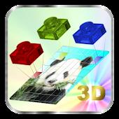 Mosaic DIY 3D