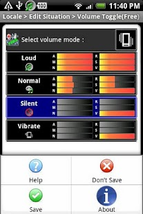 Locale Volume Toggle(F Plug-in - screenshot thumbnail