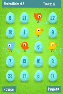 Early Birds Times Tables- screenshot thumbnail