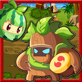 Game Monster Plant-Hoa Qua Noi Gian APK for Windows Phone