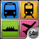 Scioperi Trasporti PUSH icon