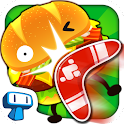 Burgerang – Mad Burger Attack logo