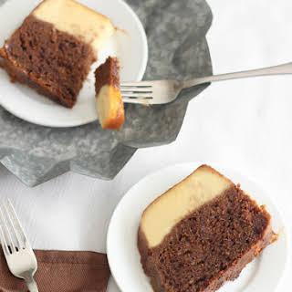 Magic Flan Cake.