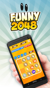 Funny 2048 - screenshot thumbnail
