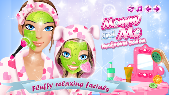 Mommy and Me Makeover Salon- screenshot thumbnail