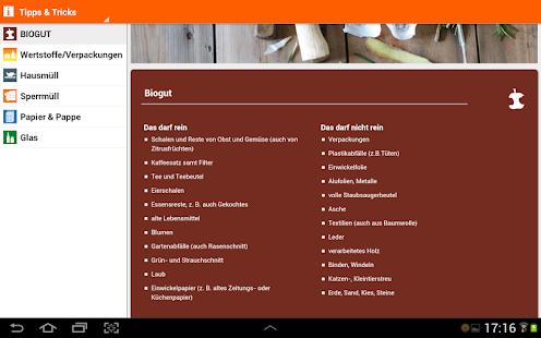 Abfall-App | BSR Screenshot 30
