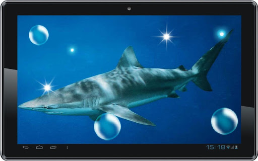 玩個人化App|Sharks Coral Reef HQ LWP免費|APP試玩