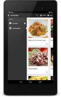 Resep Masakan Sayur screenshot