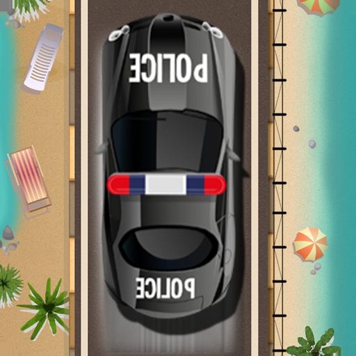汽車賽 - 熱帶逮捕 賽車遊戲 App LOGO-硬是要APP