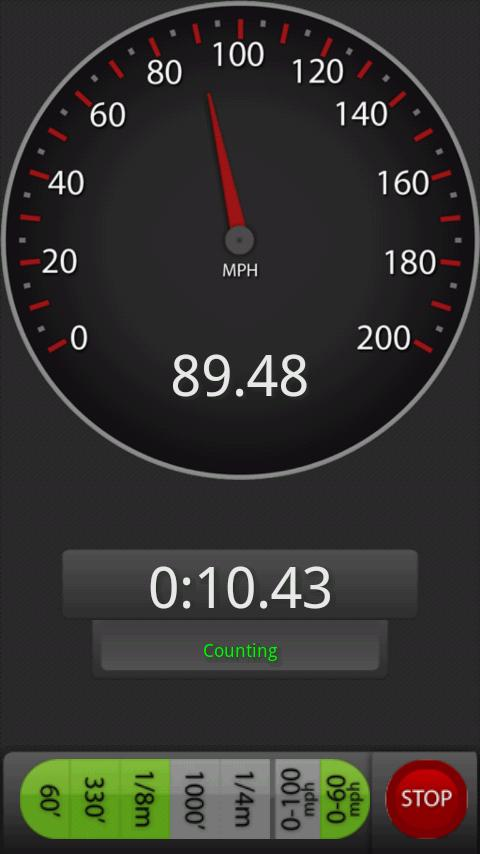 Car Performance Free - screenshot