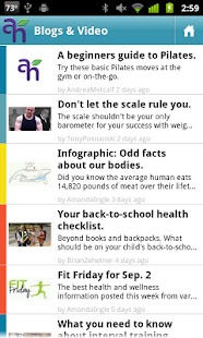 Anytime Health Mobile - screenshot thumbnail