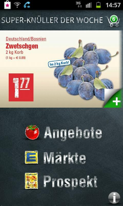 EDEKA Rhein-Ruhr- screenshot