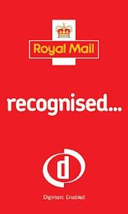 Royal Mail Interactive - screenshot thumbnail