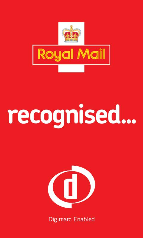 Royal Mail Interactive - screenshot
