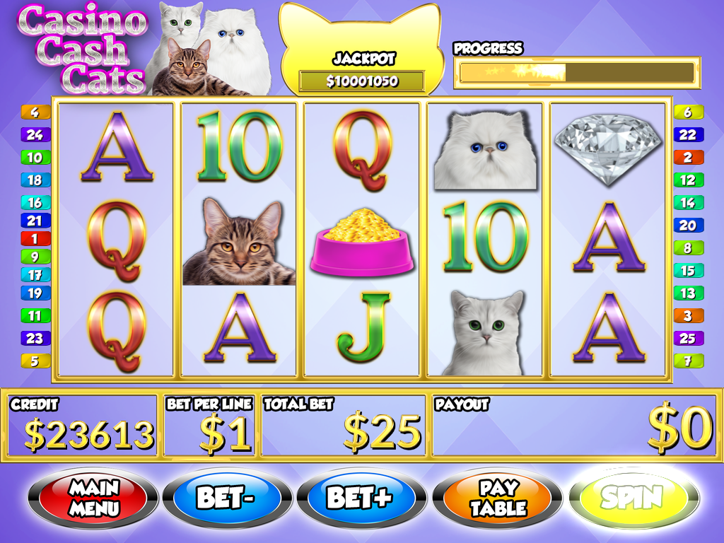 Miss kitty slot app for android