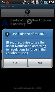 Radar Over GPS - screenshot thumbnail