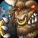 伝説のディフェンダー(無料ゲーム) icon