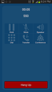 gTalk PBX- screenshot thumbnail