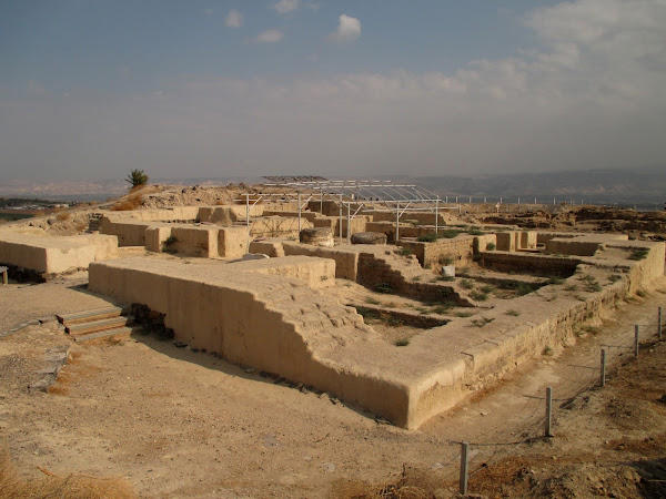 Palace of Bet She'An