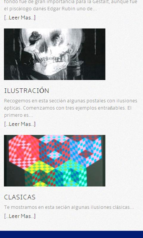 Ilusiones - screenshot