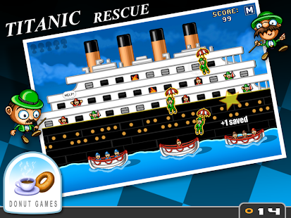 Titanic Rescue- screenshot thumbnail