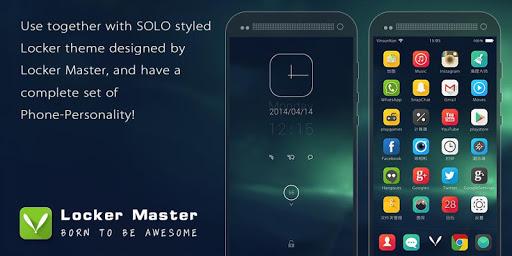 Locker Master Theme Authorized