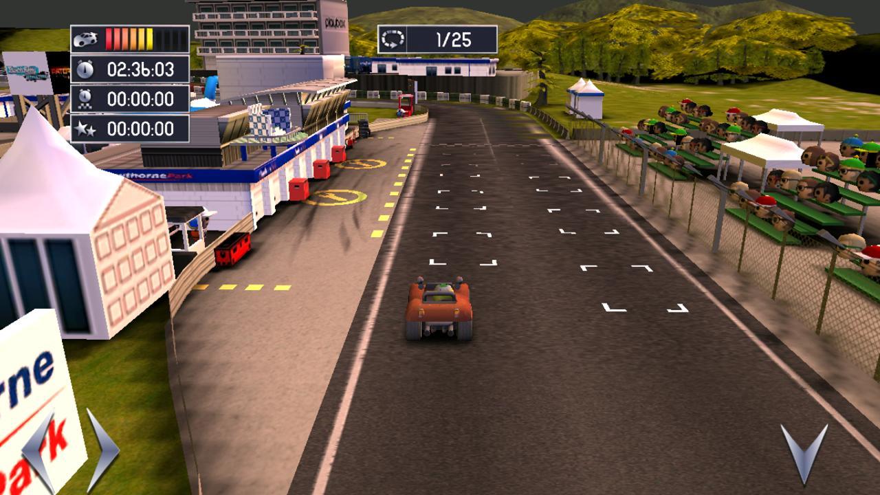 Hawthorne Park Lite THD- screenshot