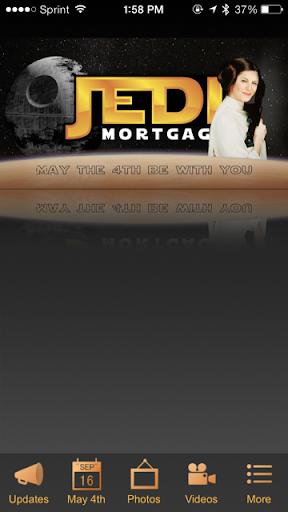 Jedi Mortgage