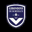 Girondins de Bordeaux Clock logo