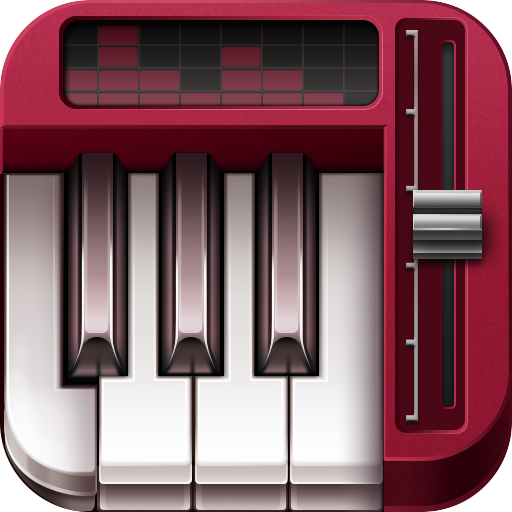 都在一个键 音樂 App LOGO-APP開箱王