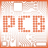 PCB Orange ⁞ Theme Chooser