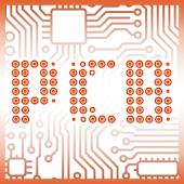 PCB Orange ⁞ Theme Chooser