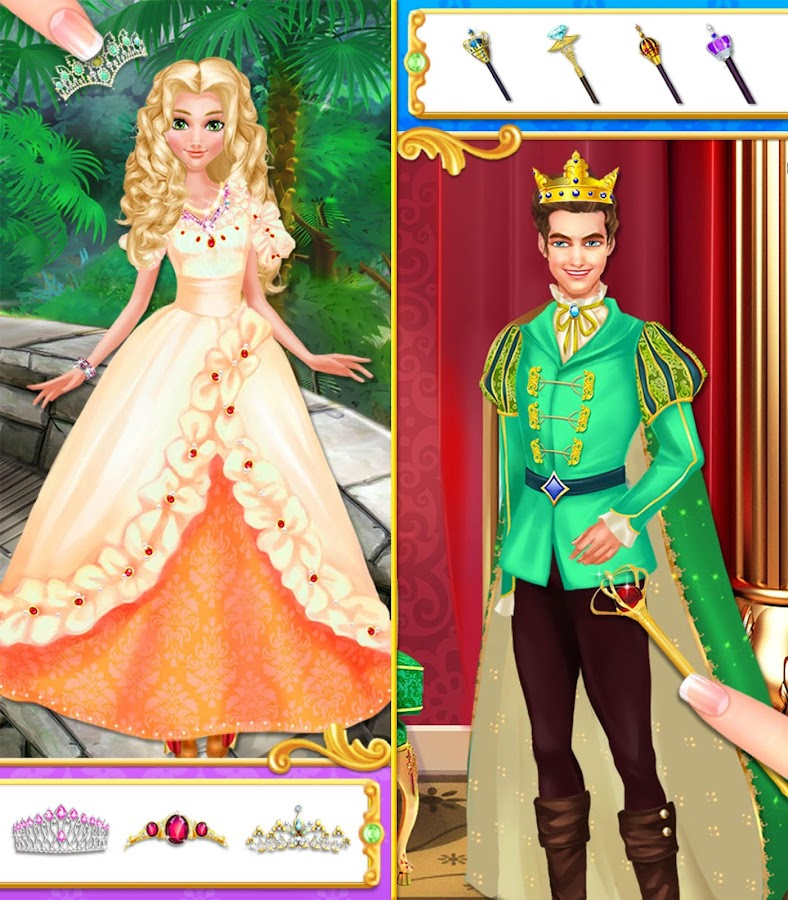 Princess Makeover: True Love- screenshot