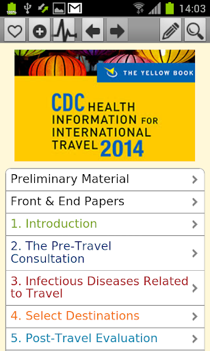 CDC 2014 - The Yellow Book
