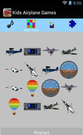 Kids Airplane Games|玩休閒App免費|玩APPs