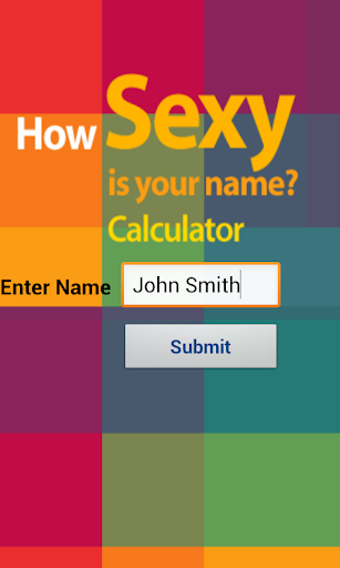 How Sexy Is Your Name