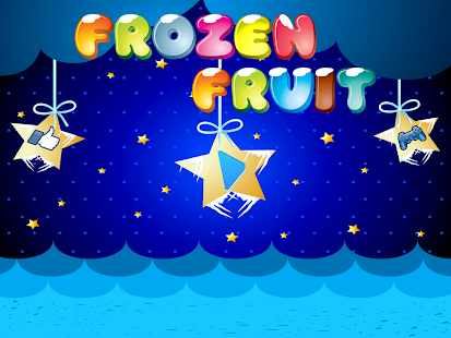 Frozen Fruit Smasher 3d games